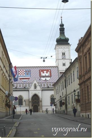 Прямой переход в очерк о хорватской столице городе *Загребе*...