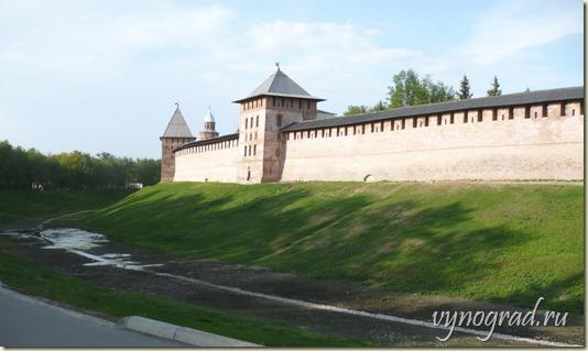 Читайте авторский очерк *Господин Великий Новгород* - из цикла *Путешествие по России...