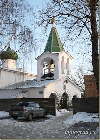 На этой фотографии - один из многих-многих Псковских Храмов...
