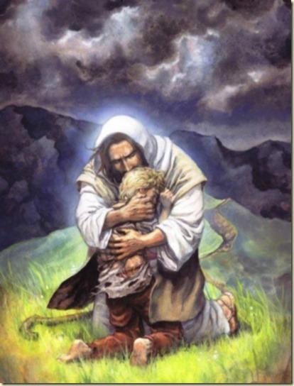 Пройдите по этой ссылке и узнайте о Великой Милости нашего Драгоценного Господа Иисуса Христа и о Его неизменно Верной, Прощающей, всегда Спасающей НЕбесной Любви...