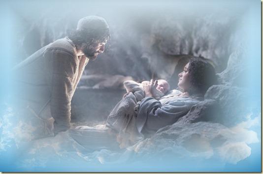 Когда Спаситель Родился, нарекли Ему имя: Иешуа (Иисус)...