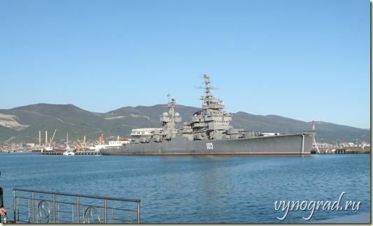 Нажав на фото, пройдите по ссылке и прочтите очерк *Новороссийск - город морской, портовый, героический.... - из цикла *Путешествие по России...