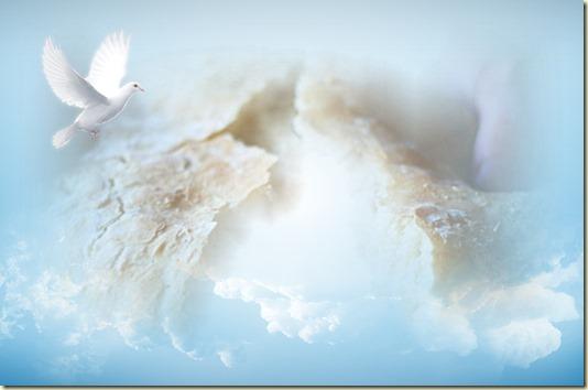 Спаситель сказал:*Я Хлеб Живой, сошедший с НЕбес, тот, кто есть Хлеб Сей - будет Жить вовек...   Преломите Хлеб Живой в Притчах Сына Человеческого О НЕбесном... (нажмите на картину, чтобы попасть в Притчи)