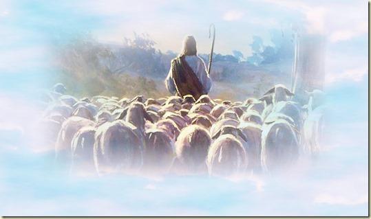 Сын Человеческий сказал: Истинно, истинно говорю вам, что Я дверь овцам. Кто войдёт Мною, тот спасётся, и войдёт, и выйдет, и пажить найдёт. Вор приходит только для того, чтобы украсть, убить и погубить. Я пришёл для того, чтобы имели Жизнь и имели с избытком. Я есмь Пастырь Добрый: Пастырь Добрый полагает Жизнь Свою за овец... - читайте О НЕбесном...