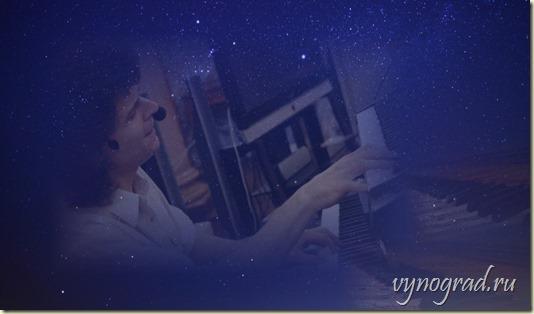По ссылке этой картины для Вас звучит Музыка Композитора Бориса Кривоносова на его Хрустальном Музыкальном Острове EVABOR...