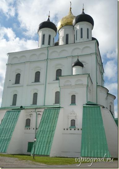 Ссылка этого фото вернёт вас к Первому Очерку о Пскове *Здесь начинается Россия*...