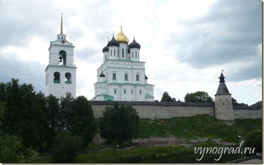 Ссылка этого фото открывает Очерк *Псковщина* - из цикла *Путешествие по России...
