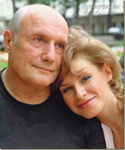 На фото Ирина и Александр Пороховщиковы...