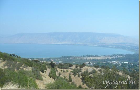 По ссылке этого фото Галилейского Моря Напоминание: *Галилейское Море - единственное Евангельское Море на планете Земля...