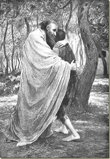 Пройдите по ссылке этой Картины художника Эжена Бюрнана и Узнайте, Что же это за Драгоценнейшее Чудо НЕбесной Любви, дарованное нам с Самой Выси?..